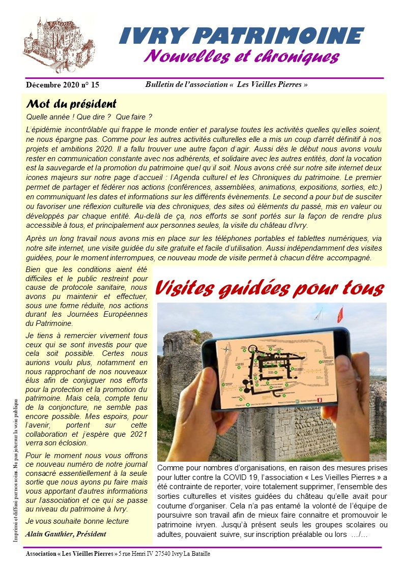 couverture journal n15