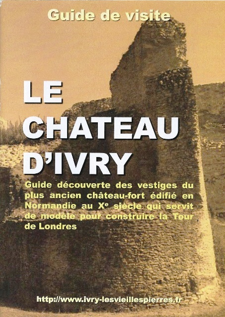 """couverture guide du chateau"""